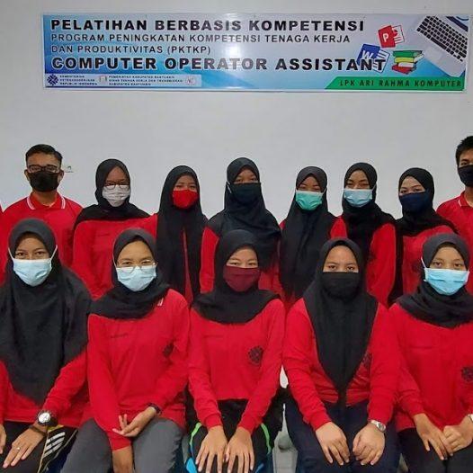 Pelatihan Berbasis Kompetensi Tahun 2021